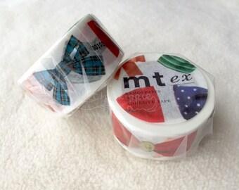 mt Washi Masking Tape - Bows