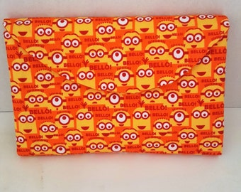 Minions Have Arrived!! Diabetic Supply Trifold / Bag / Tote