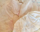 Vintage Baby & Doll Clothes