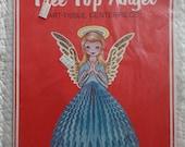 Beistle Tree-Top Christmas Angel