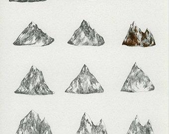 "serie ""fragmentos encontrados: lugares desconhecidos"""