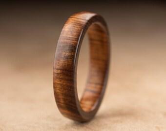 Size 11.25 - Tamboti Wood Ring No. 256
