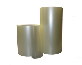 Transfer Tape - Clear Transfer Tape -  Adhesvie Vinyl Overlay - Adhesive vinyl - Application Tape