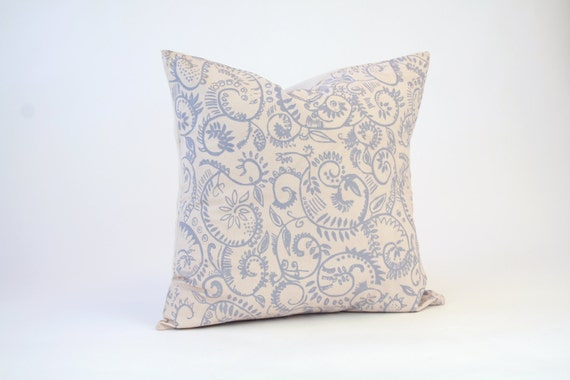 Decorative Pillows To The Trade : Paisley Pillow throw pillows pillow cover fair trade