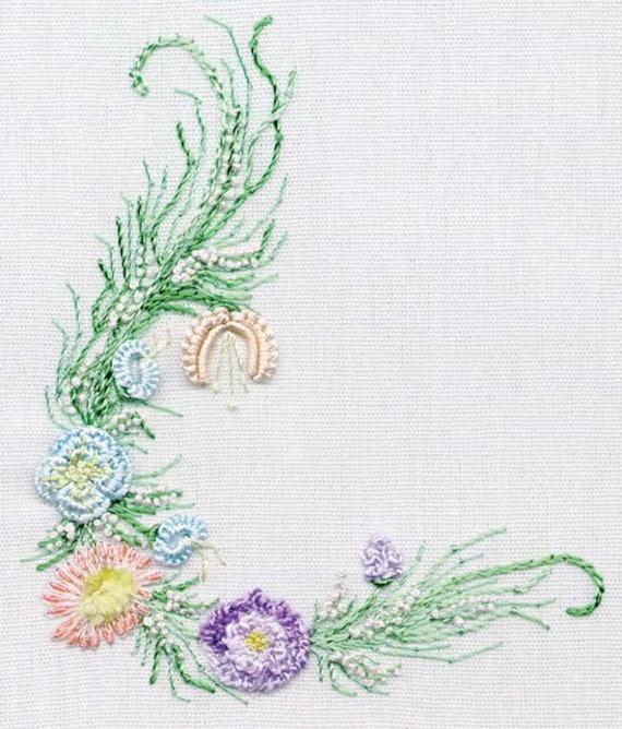 Small Sampler Brazilian Embroidery KIT 1036 EdMar