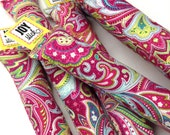 Joy Stick - a cat nip filled delight - Perfectly Pink Paisley