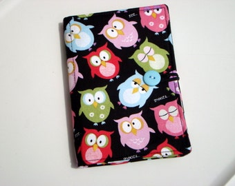 Honey Do List, Grocery List Taker  Day Planner Comes with Note Pad and Pen- Snooze Owl