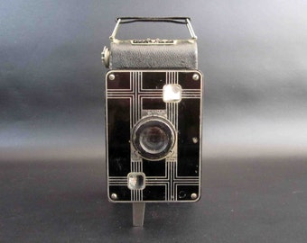 Vintage Art Deco Kodak Jiffy Six-20 Camera. Circa 1930's.