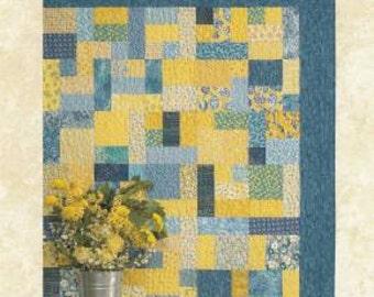 Yellow Brick Road Quilt Pattern Atkinson Designs
