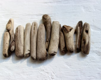 "Super Small 1 1/8 ""- 1 1/2""  Driftwood pieces for miniature crafts , and fairy garden decoration VS12"