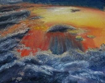 Sunset Cloudscape