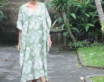 Caftan, Two Sizes, Long, Bali Batik