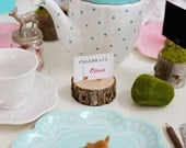 15 Woodland Place Card Holders Perfect for Fairy Party