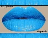 Blue Lipstick Lip Paint- Hypnotic
