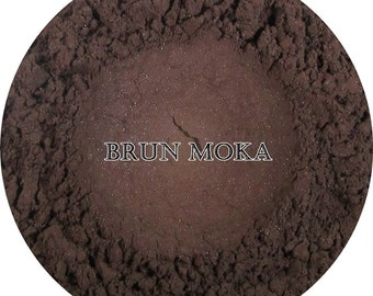 Loose Mineral Eyeshadow-Brun Moka