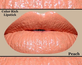 Color Rich Lipstick -  Peach