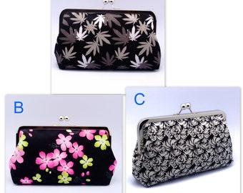 BIG SALE - Large clutch purse (GP10)