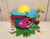 Polly pocket petal playhouse