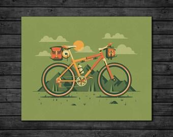Durango Art Print