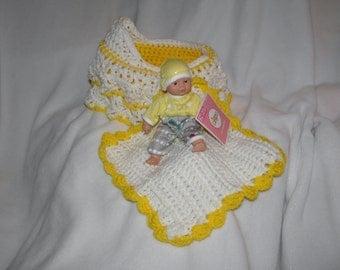 Baby Doll Cradle Purse