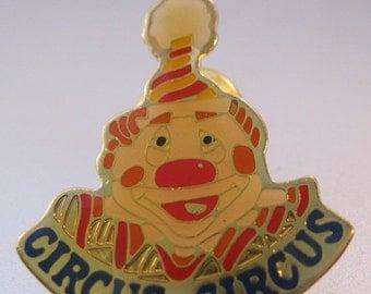 VALENTINES Day Sale Circus Circus Hotel & Casino Las Vegas Souvenir Pin Vintage Jewelry Jewellery