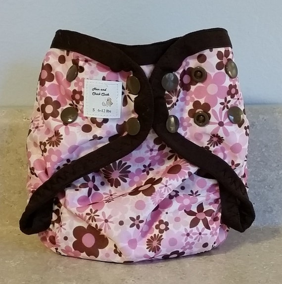 how to add gussets to cloth diaper