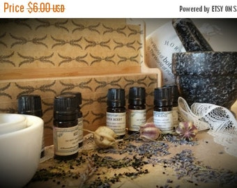 Gypsy Aromatherapy Blend, Queen of Hungary Essential Oil Synergy
