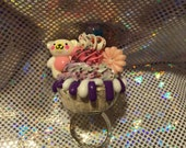 Kawaii Fairy Kei Cupcake Ring