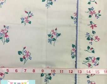 Vintage Ditsy Floral Pillowcase