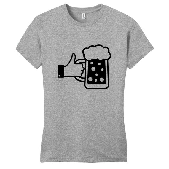 Funny Beer T Shirts For Women I Like Beer Funny Wome...