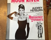 RESERVED FOR Natalie - Sheet Music - Moon River - Words by Johnny Mercer - Music by Henry Mancini