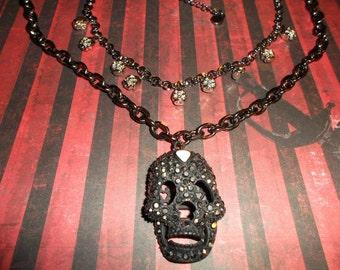 Dark Force   Halloween Necklace