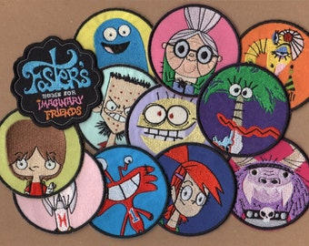 Foster's Home For Imaginary Friends Patch - Your Choice
