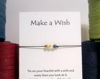 Wish Stardust Bracelet Silver, Gold, Gunmetal