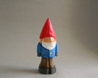 Traditional Garden Gnome   #7