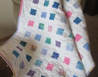 Northern Lights Quilt Baby Children's Quilt