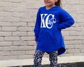 Youth Kansas City Love Hoodie