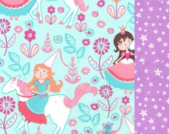 Unicorn Princess Nap Mat Cover - Basic Kindermat Cover