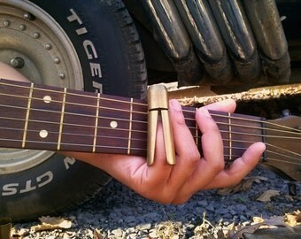 50 Caliber bullet shell guitar slide- Version 1