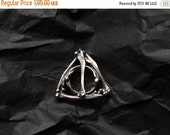 HALLOWEEN SALE Deathly Hallows Lapel Pin