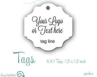 Tags, Custom Tags, Labels, Gift Tags, Party Tags, Wedding Tags, Price Tags, Thank ou Tags