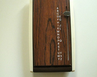 Vintage Address Finder