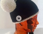 Julian's Hand Knit Hat of a Different Color