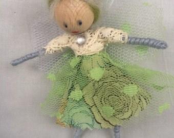"Handmade Fairy ""Marram"""