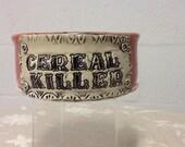 Cereal Killer Bowl