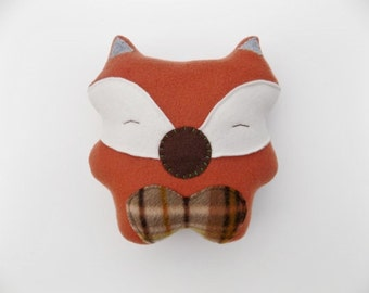 Fox Woodland Plush