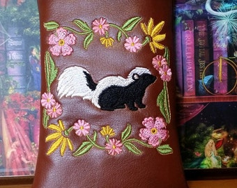 Pretty lil skunk weed pouch special for Josie