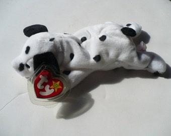Stuffed Animal Toy Dog, Dalmatian, Plush Dog, Stuffed Dog, Toy Dog, Stuffed Animal Dog