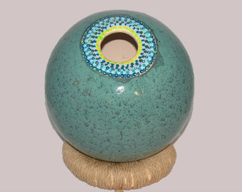 Ceramic Globe Drum by American Percussion Instruments.com