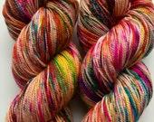 MERINO pearlsox TUTTIFRUTTI 80/20% Virgin Wool superwash (Merino)/Polyamid 100g/yardage 365m/399yards